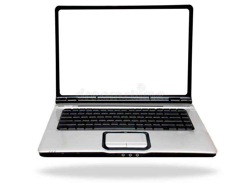 计算机膝上型计算机 图库摄影