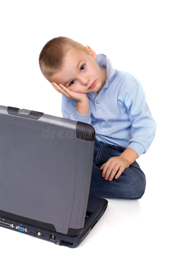 计算机问题 库存图片