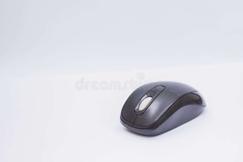 计算机鼠标键技术无线 免版税库存照片