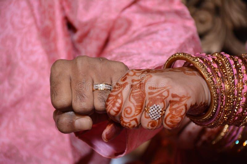 订婚人环形诉讼 免版税图库摄影