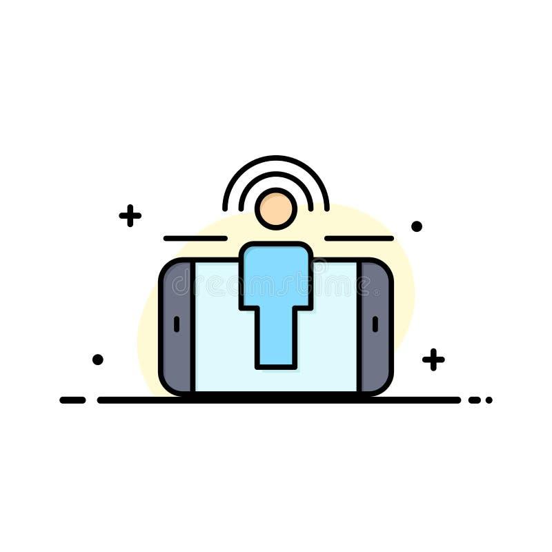 订婚,用户,用户订婚,销售的企业商标模板 o 库存例证