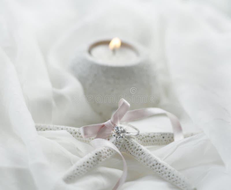 订婚 免版税图库摄影
