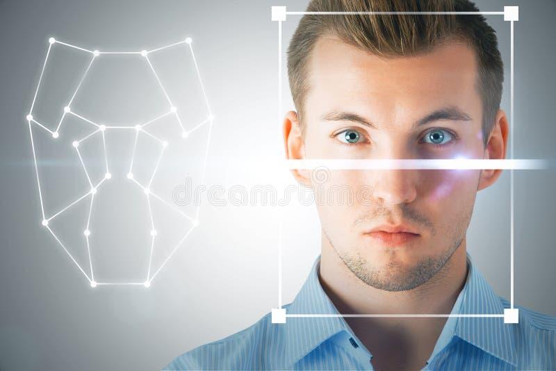 认证和ID概念 免版税图库摄影