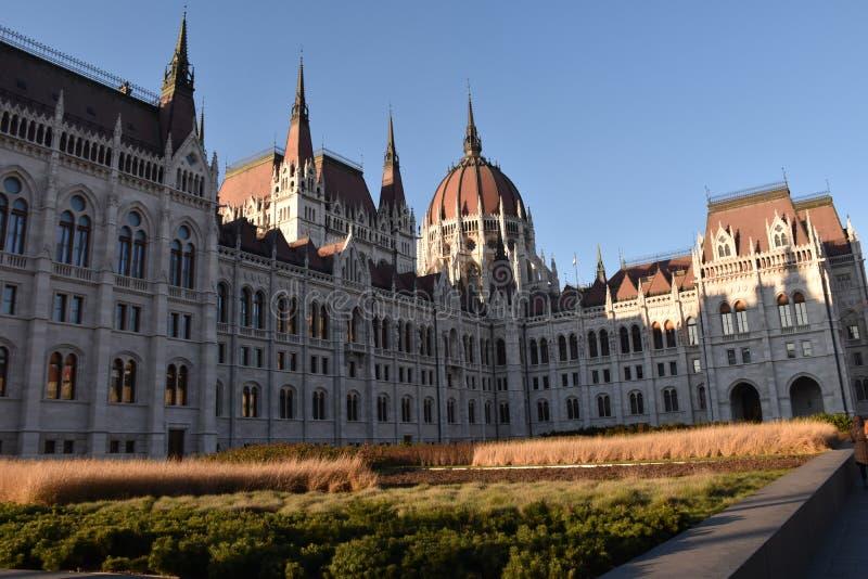 议会-自2011年世界遗产名录站点以来 免版税库存图片