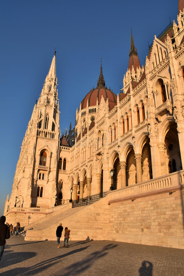 议会-自2011年世界遗产名录站点以来 库存图片