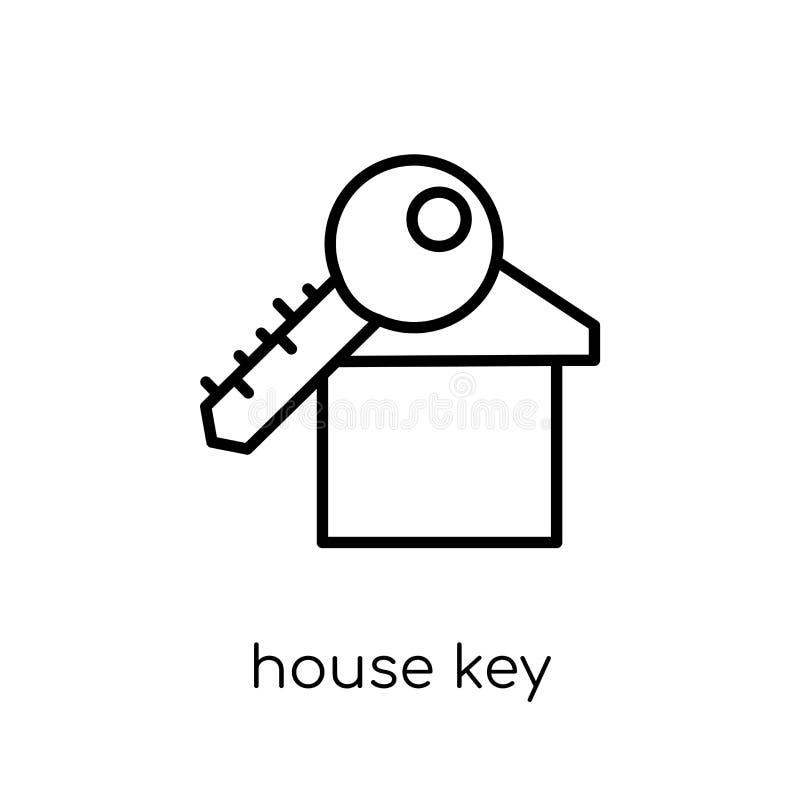 议院从汇集的钥匙象 皇族释放例证