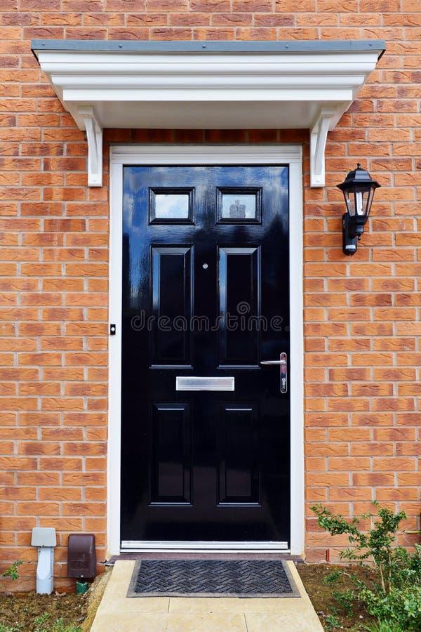 议院前门 库存图片