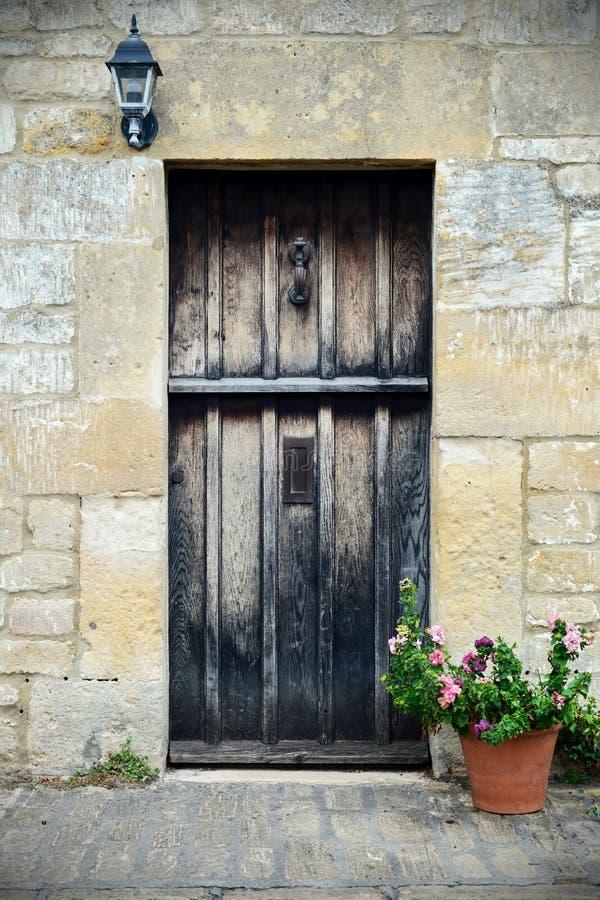议院前门 库存照片