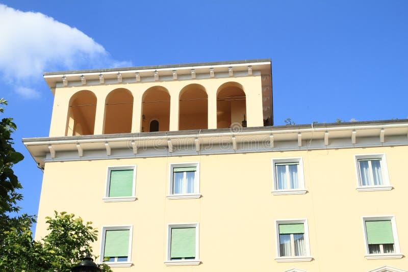 议院在维罗纳 库存照片