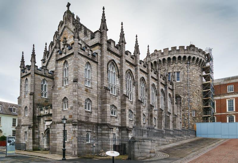记录塔,都伯林,爱尔兰 免版税库存照片