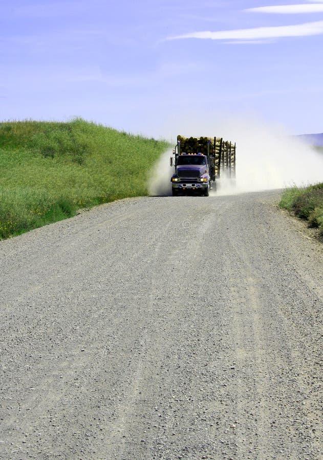 Download 记录的卡车 库存图片. 图片 包括有 工作, 尘土, 农村, 记录, 拖拉机, 卡车, 行业, 日志, 天空 - 193193
