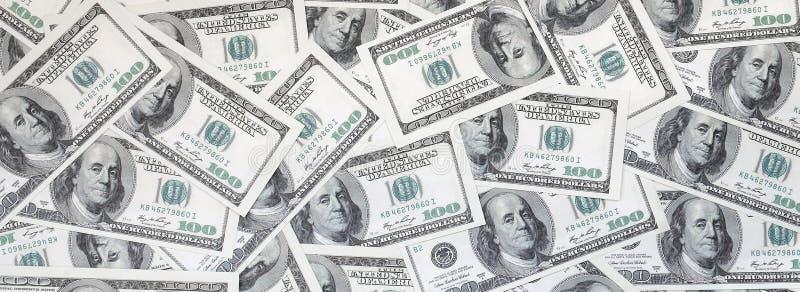许多美金的样式 背景概念能源图象 免版税库存图片