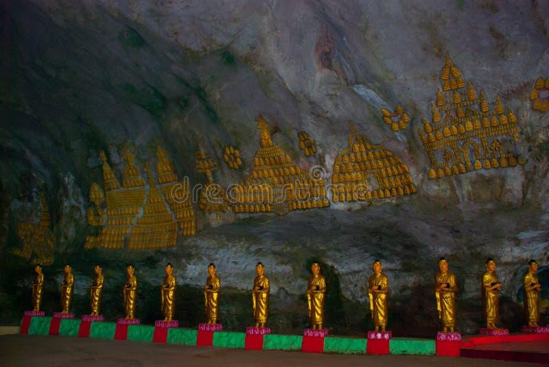 Download 许多菩萨雕象坐,宗教雕刻 Hpa-An,缅甸 缅甸 库存照片. 图片 包括有 祈祷, 聚会所, 王国, 地标 - 72357642