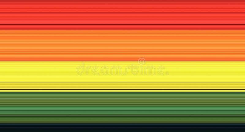 许多颜色几何纹理,设计艺术的五颜六色的背景 皇族释放例证