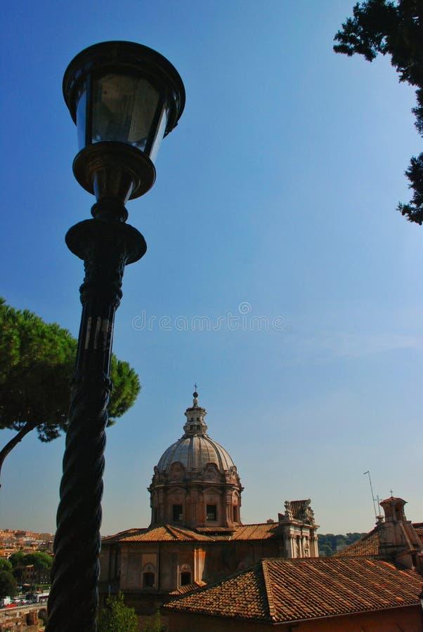 论坛在罗马,意大利 库存图片