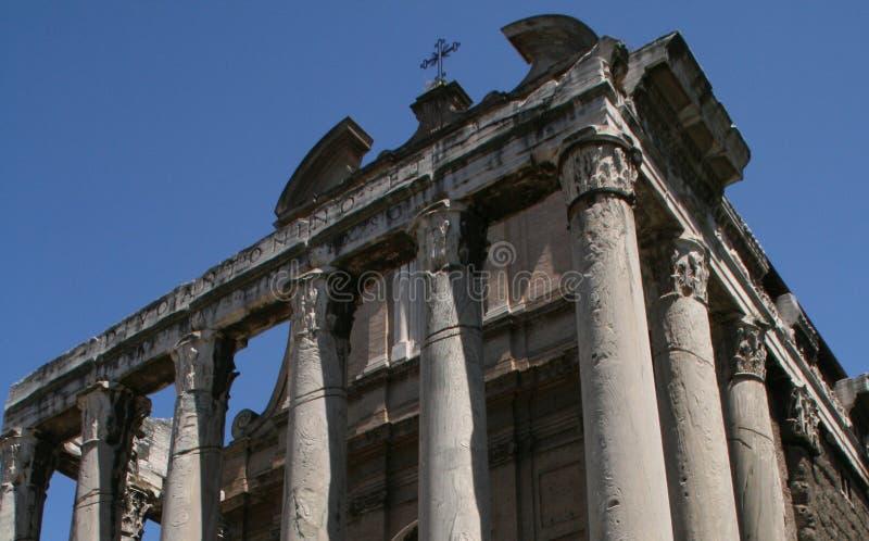 论坛罗马的意大利 图库摄影