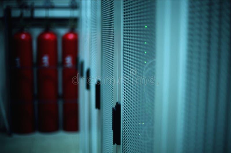 设备大厅 免版税库存照片