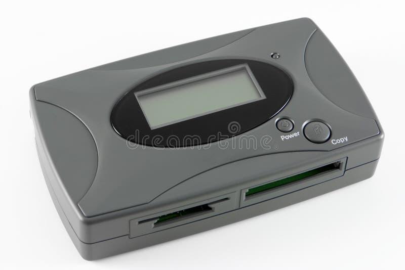 设备存贮 免版税库存照片