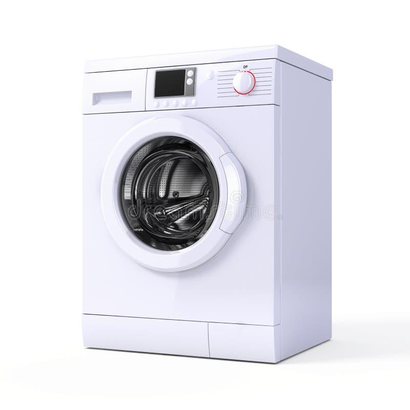 设备洗涤物 库存例证
