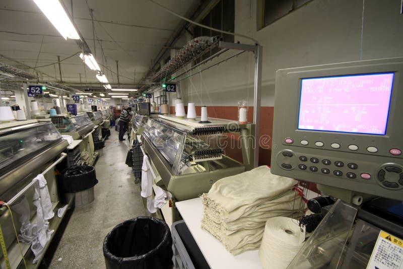 设备纺织品 免版税库存照片