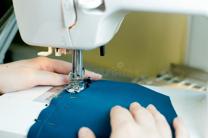 设备缝合 图库摄影