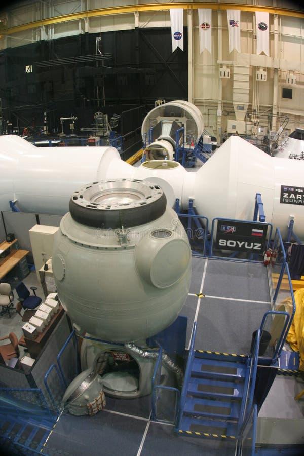 设备美国航空航天局培训 图库摄影