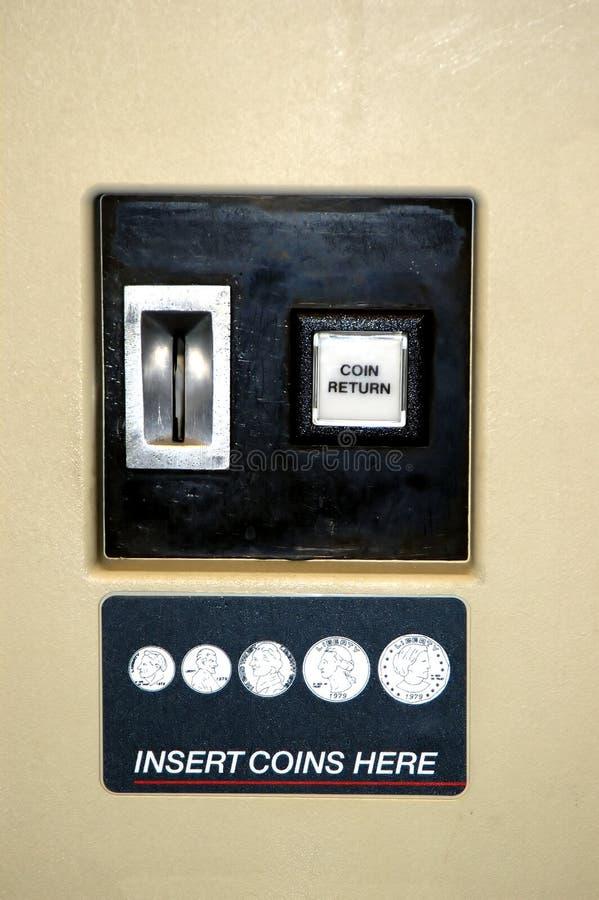 设备自动贩卖机 图库摄影