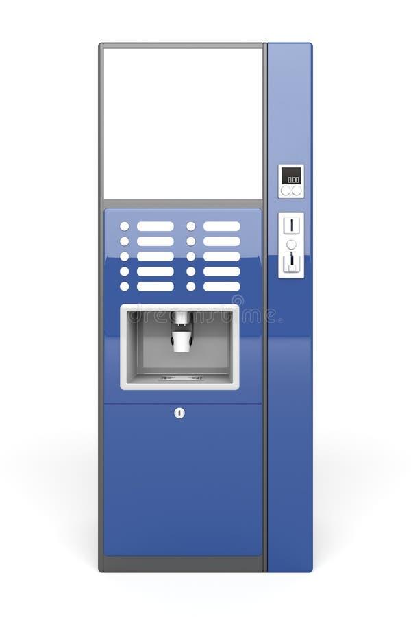 设备自动贩卖机 库存例证
