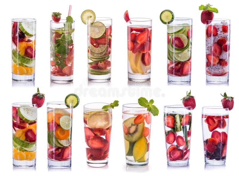 Download 设置被灌输的水的汇集和编辑 库存图片. 图片 包括有 成份, 橙色, 汁液, 黄瓜, 鸡尾酒, 绿色, 果子 - 62531285