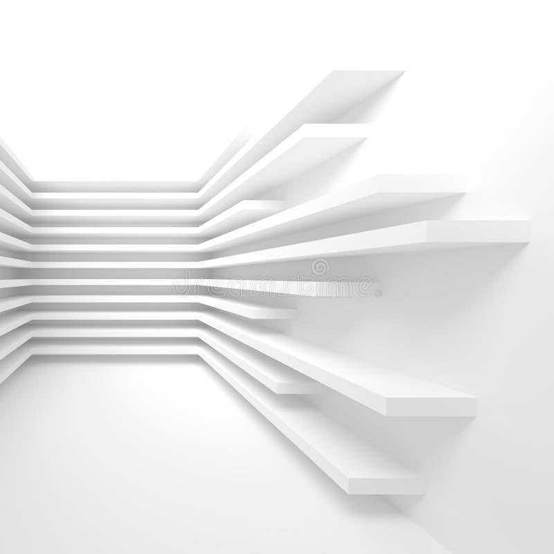设计内部现代 抽象结构背景 库存例证