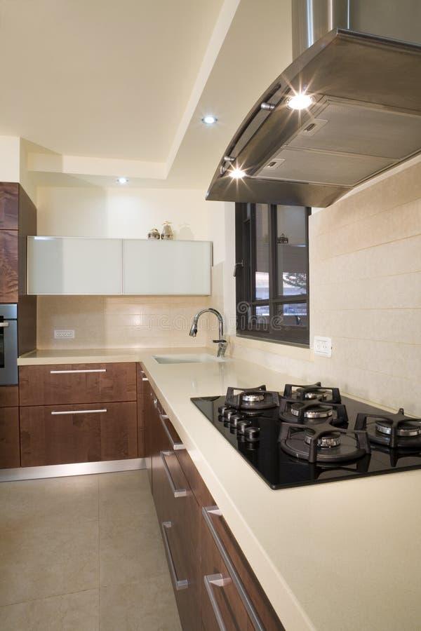 设计厨房豪华 库存图片