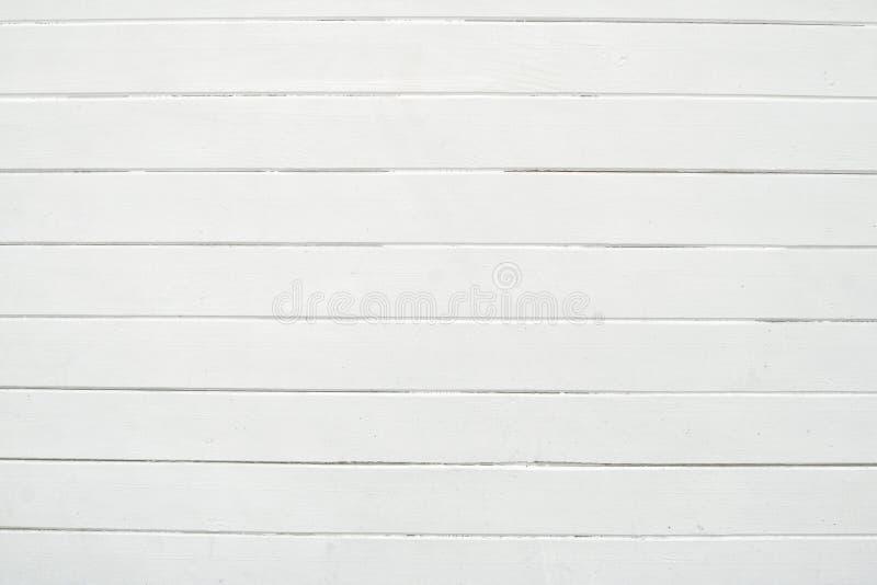 设计和装饰的木白色纹理 新的墙壁由木板条做成 关闭木板条墙壁  库存图片