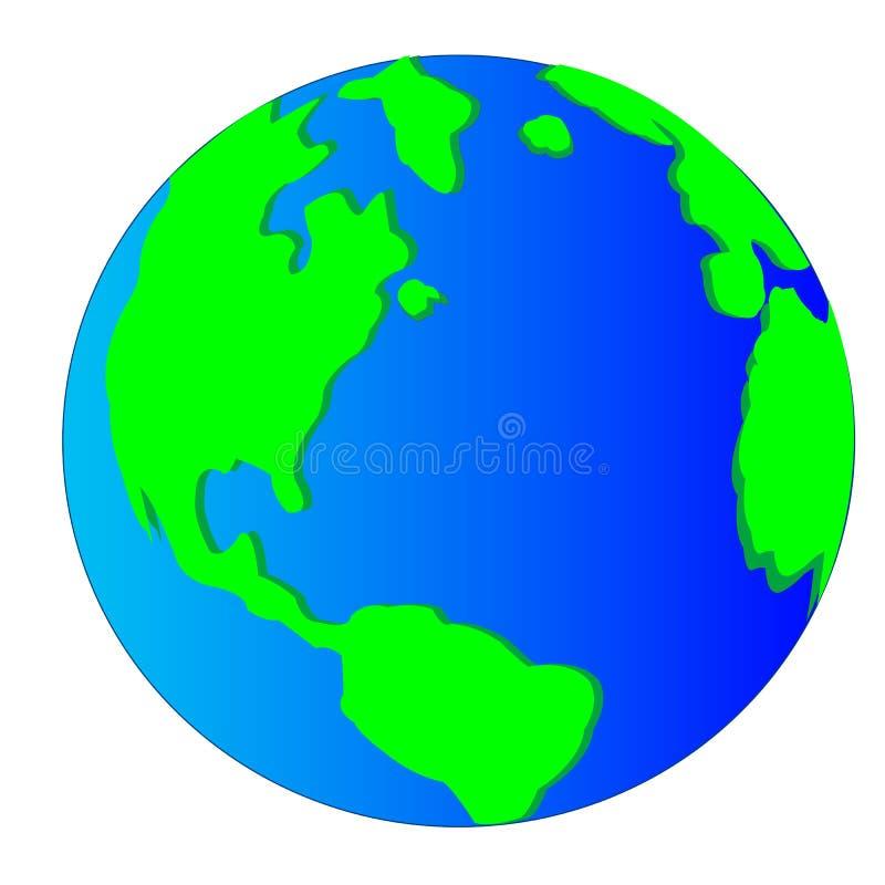 设计地球例证学校向量您 皇族释放例证