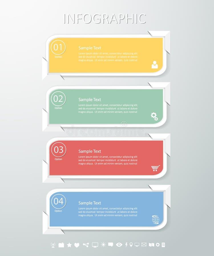 Download 设计干净模板/infographic 向量例证. 插画 包括有 格式, 图象, 设计, 纸张, 创造性, 想法 - 59110199