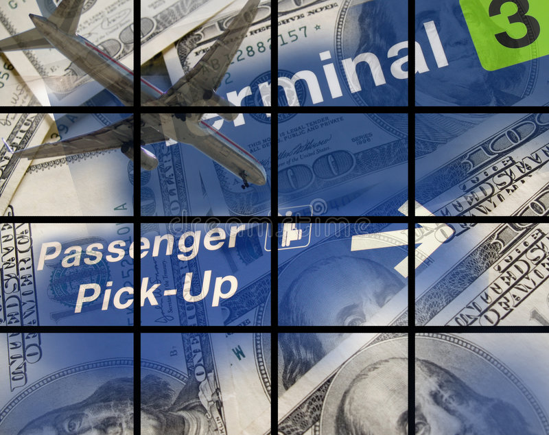 设计旅行 免版税库存照片