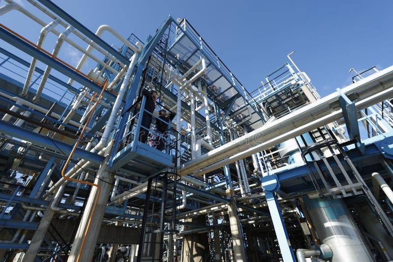 设计燃料油 库存照片