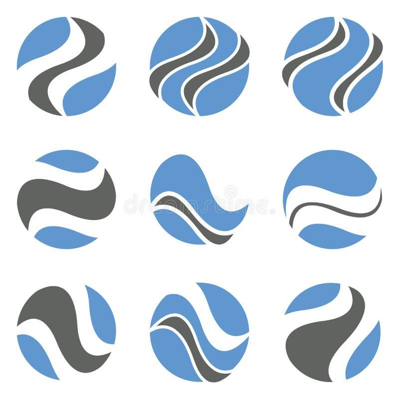 Download 设计要素图象例证徽标向量 向量例证. 插画 包括有 徽标, 圈子, 现代, 图象, 范围, 线路, 样式 - 72350151