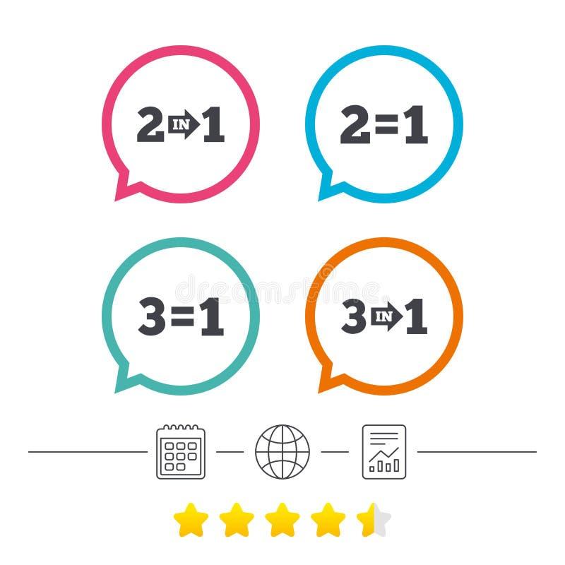 设计要素gh图标提供部分系列特殊万维网 采取两一个标志的薪水 向量例证