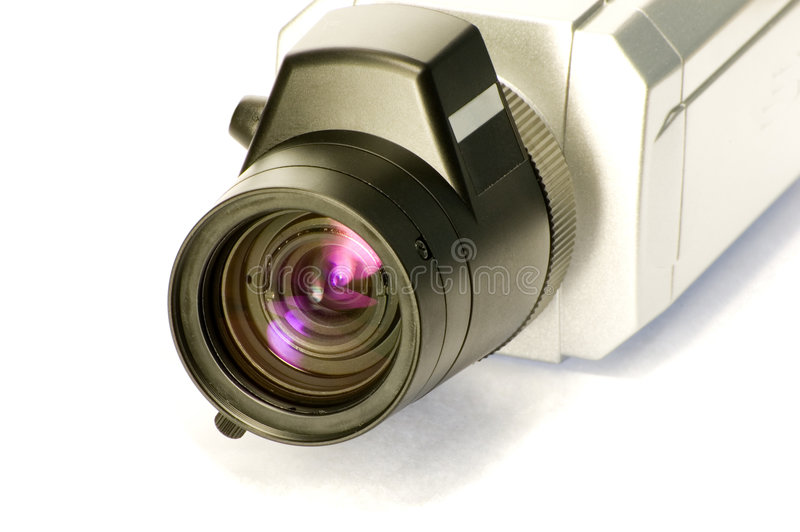 证券videocam 库存照片