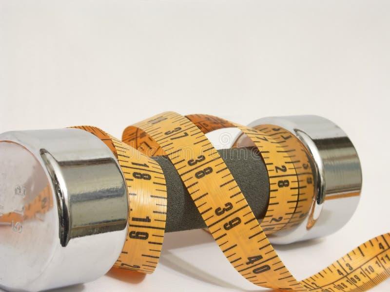 评定的重量 免版税库存图片