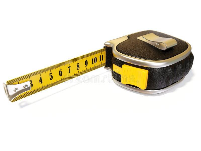 评定磁带 库存例证