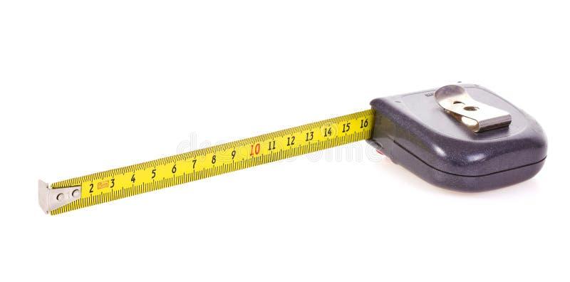 评定磁带 免版税图库摄影