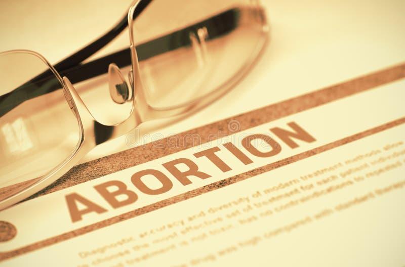 诊断-堕胎 概念谎言医学货币集合听诊器 3d例证 库存例证