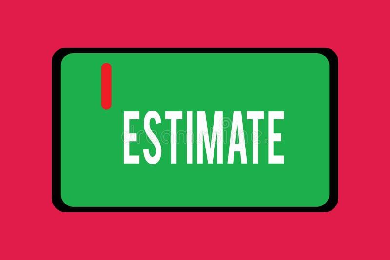 词文字文本估计 大致的企业概念计算法官价值数字某事的数量程度 皇族释放例证
