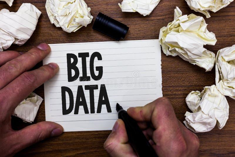 词文字文本大数据 很复杂的集合的企业概念与他们的传统软件伪善言辞成交举行ma的人 图库摄影