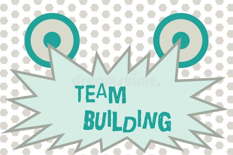 词文字文本对组织工作 活动类型的企业概念用于提高社会关系 库存例证
