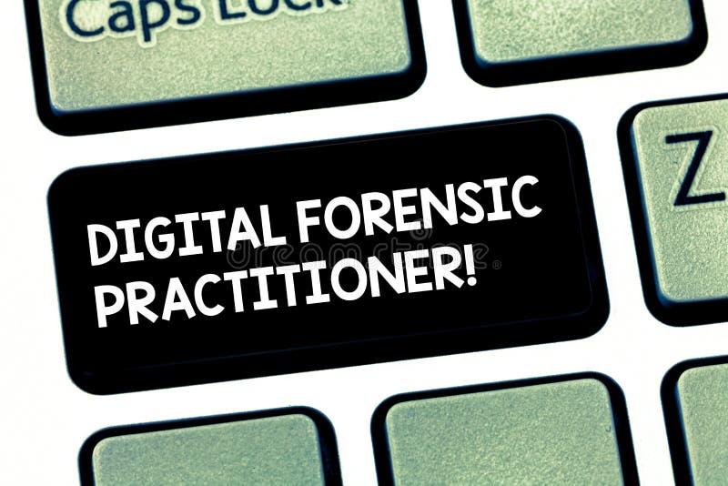 词文字文本数字法庭实习者 专家的企业概念调查的计算机犯罪的 皇族释放例证