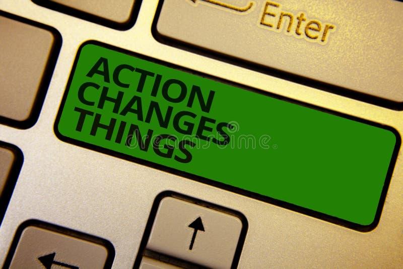 词文字文本行动改变事 做的某事企业概念将反射其他事计算机如此学会得的反应 皇族释放例证