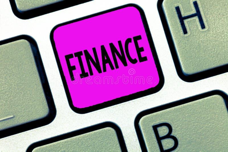 词文字文本财务 大政府公司金钱数额的管理的企业概念提供资金 图库摄影