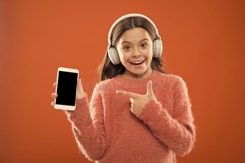 该当a听的最佳的音乐应用程序 r r ?? 免版税库存照片